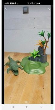 Playmobil Dschungellandschaft