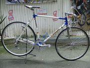 Straßenrennrad von SCHAUFF mit 12