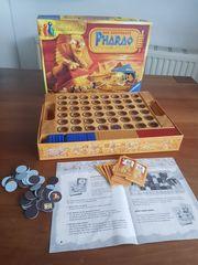 Der zerstreute Pharao - Gesellschaftsspiel für