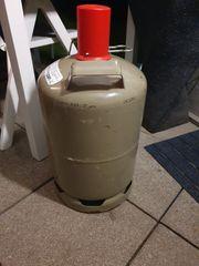 11 kg Gasflasche grau