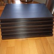 IKEA STOLMEN-Regalboden - 6 Stück 55x35cm -