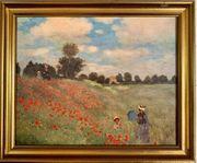 Gemälde Claude Monet Mohnblumen