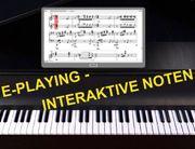 Klavierunterricht in ganz Deutschland Alle