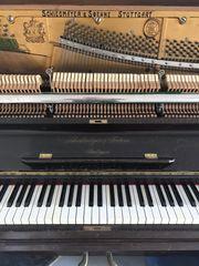 Klavier Schiedmayer Soehne zum Tausch