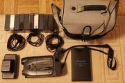 Panasonic Videokamera NV-R50 inkl Zubehör