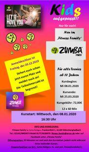 Zumba® für Teenies ab 10