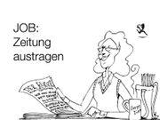 Minijob in Rimpar - Zeitung austragen
