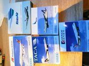 Flugzeug Modelle