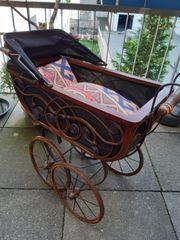 Kinderwagen Nostalgie Deko