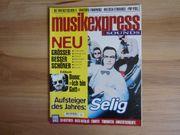 Musikexpress Sounds Nr 1 - Jan