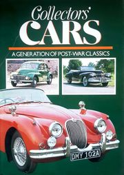 Collectors Cars by Julian Brown