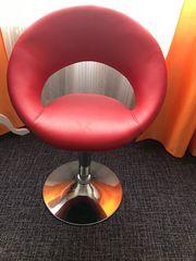 Büro Stuhl Rot gebraucht