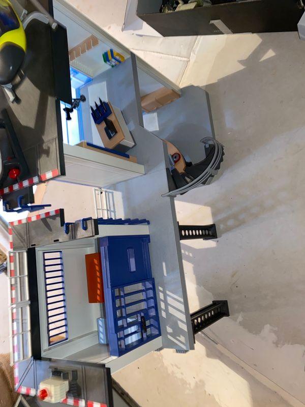 playmobil Polizei Station
