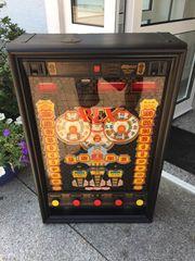 Geldspielautomat REX Fehler EEF an