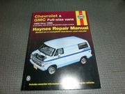 Haynes Repair Manual Chevrolet GMC