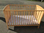 Gitterbett zu verkaufen