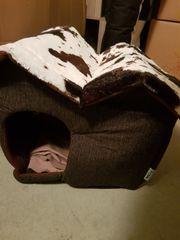 Hundebett Haus