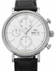IWC Portofino Chronograph IW391007 Stahl