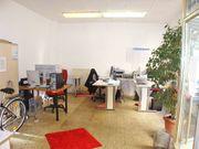 Laden Büroraum mit 2 großen