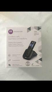 Analoges Festnetztelefon Motorola Originalverpackt