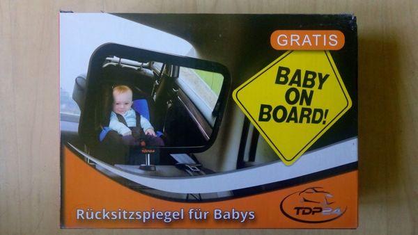 Extra Spiegel für s Auto