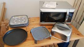 Küchenherde, Grill, Mikrowelle - Kombi-Mikrowellengerät De Longhi MW 505