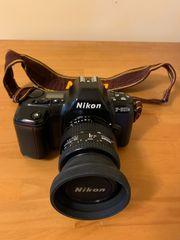 Nikon F-601M Kamera SLR Spiegelreflexkamera