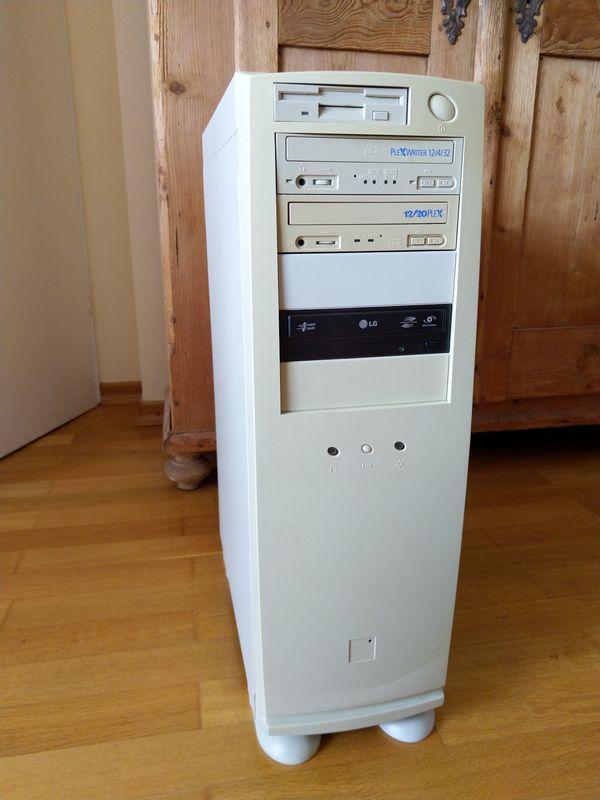 Einsatzbereiter PC + Anwendersoftware