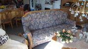Sofa und Sessel gut erhalten