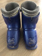 Kinder-Ski Schuhe Alpin 160 MP