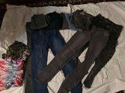 Mädchen Kleiderpaket Gr 164 8