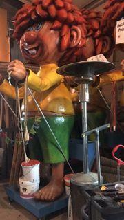 Pumuckel Fasching Karneval ca 350