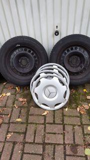 4 Michelin Winterreifen 205 60