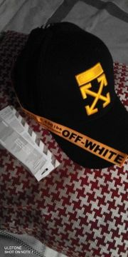 Off-White Cap Limitiert 2013