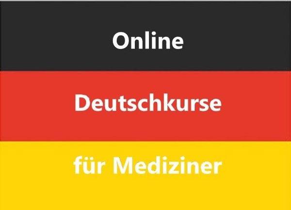 Online Deutschkurse für Ärzte