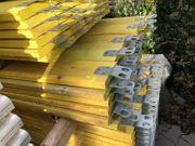 Gerüst 168qm Baugerüst Fassadengerüst 21