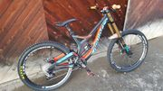 Downhill Bike Devinci Wilson Carbon
