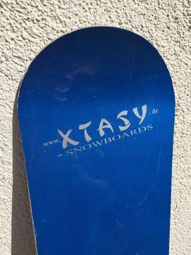 Snowboards - Xtasy Raceboard 153 cm mit