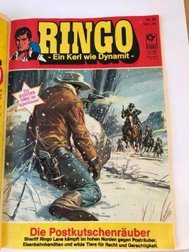 Comics, Science fiction, Fantasy, Abenteuer, Krimis, Western - Winnetou und Old Shatterhand