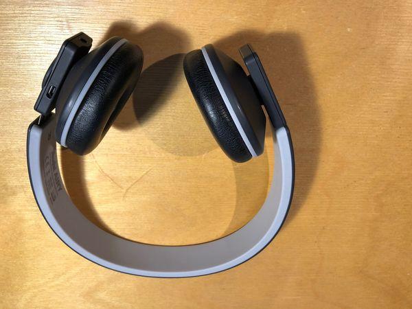 Teufel ON-Ear Kopfhörer AIRY Bluetooth, schwarz, grau, fast neu - Speyer - ich verkaufe meinen fast nagelneuen TEUFEL AIRY BLUETOOTH Kopfhörerkaum genutzt (nur 1 Woche), absolut neuwertig und voll funktionsfähig,mit allem Original-Zubehör, Original-Verpackung und Anleitung, Rechnung für Garantienachweis vorhanden, K - Speyer