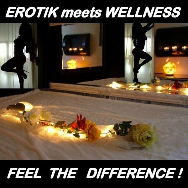 diskretes Wellness Areal mit XXL