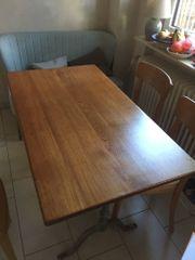 Tisch Wohnzimmer Küche Schreibtisch Holz