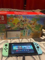 Verkaufen unsere Nintendo Switch Animal