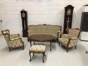 Antike Couch Sitzgarnitur inkl 2
