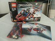 LEGO Technic 8068 Rettungshubschrauber - gebraucht
