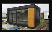 Bürocontainer 6x3m Container Pavillon Transport