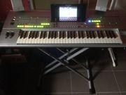 Keyboard TYROS 1 PV Anlage