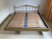 Bettgestell Doppelbett Metall 180 cm