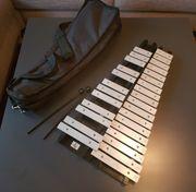 30 Noten faltbares Xylophon Glockenspiel