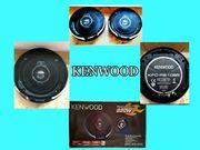 Neu 2 komplette KENWOOD-Lautsprecher